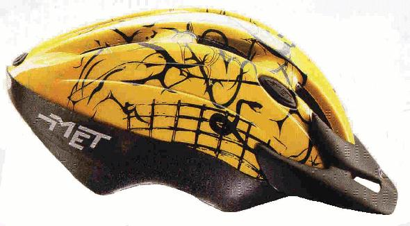 KASK DO CROSS COUNTRY Fireball (MET)